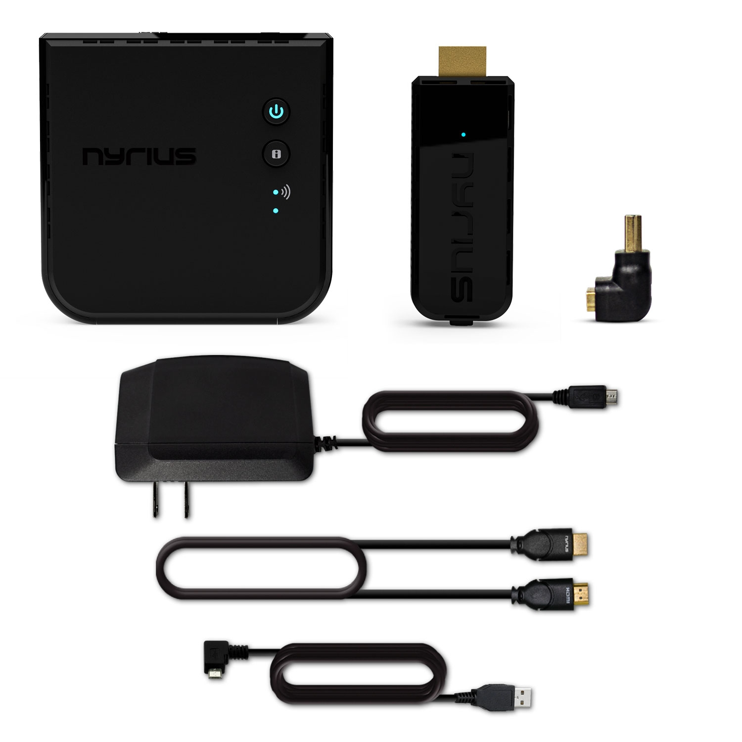 ARIES Prime Wireless HD Video Transmitter & Receiver System