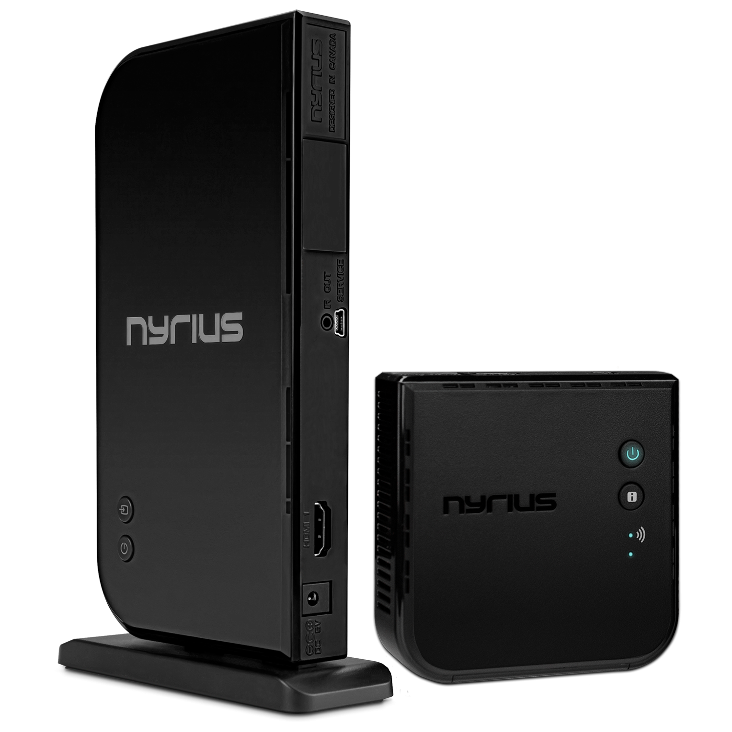 Navs500 Aries Home Wireless Hd Digital Transmitter Receiver Nyrius If You Want The Infrared That Has Signal Strength Is Video