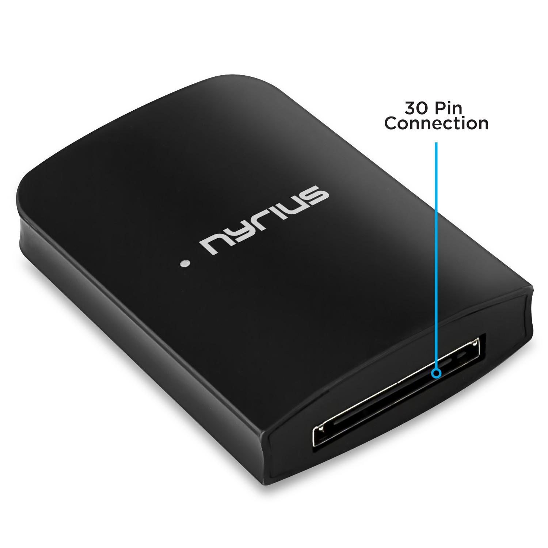Songo Link Wireless Bluetooth 30-pin Apple Dock Adapter