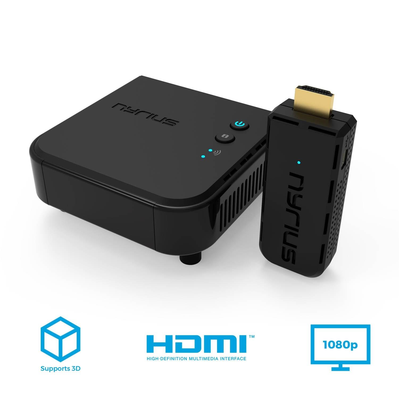 NPCS549 ARIES Prime Wireless HD Transmitter & Receiver System   Nyrius