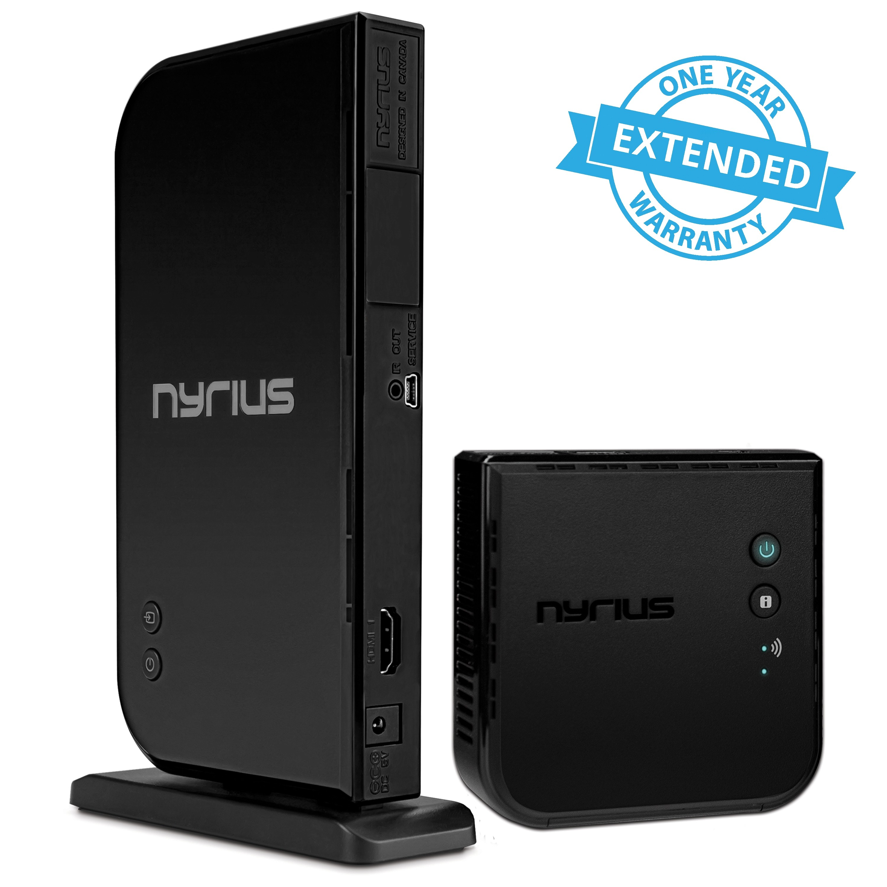 1 Year Extended Warranty for the NAVS500
