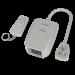 Wireless remote control power switch
