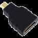 Mirco HDMI to HDMI Adapter main