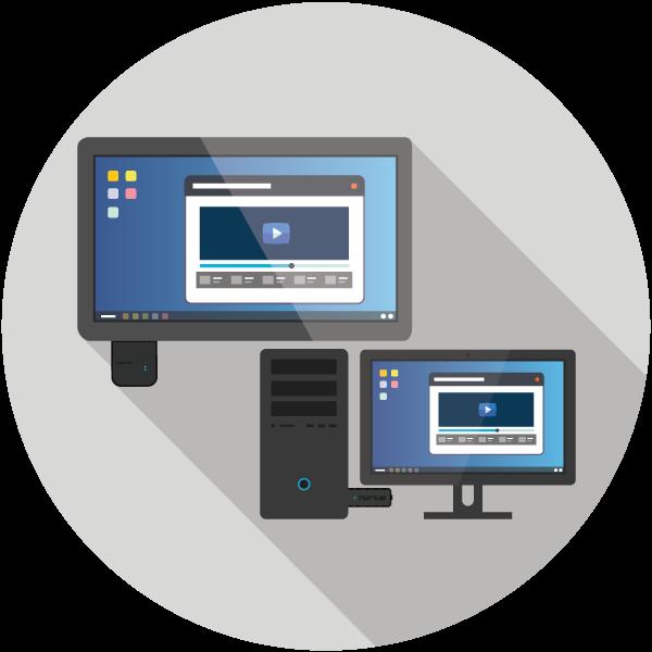 Mirroring your Desktop