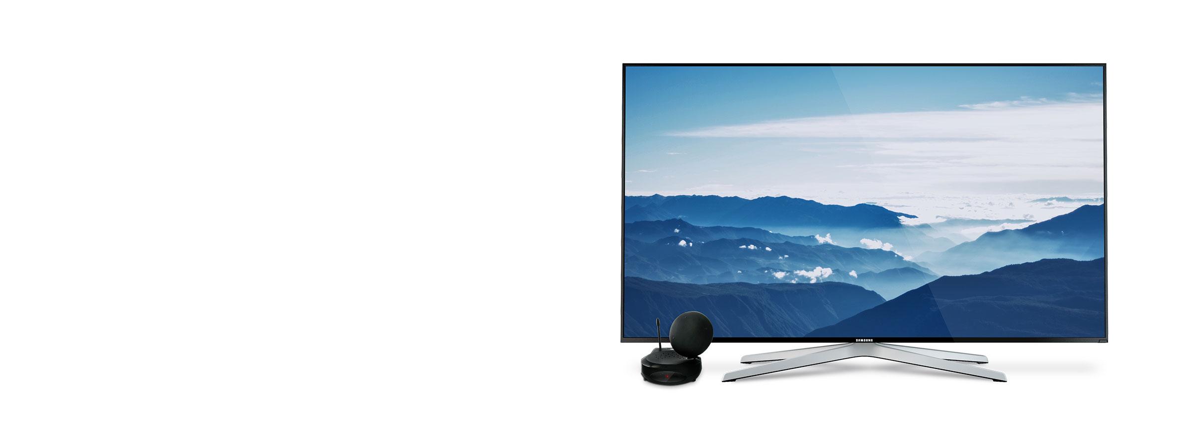 5.8GHz 6 Channel Wireless Audio/Video Sender Transmitter & Receiver ...