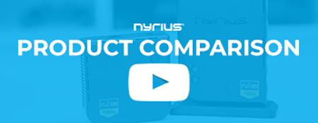 Wireless AV Comparison Video
